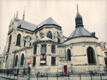 Een van de mooie kerkjes