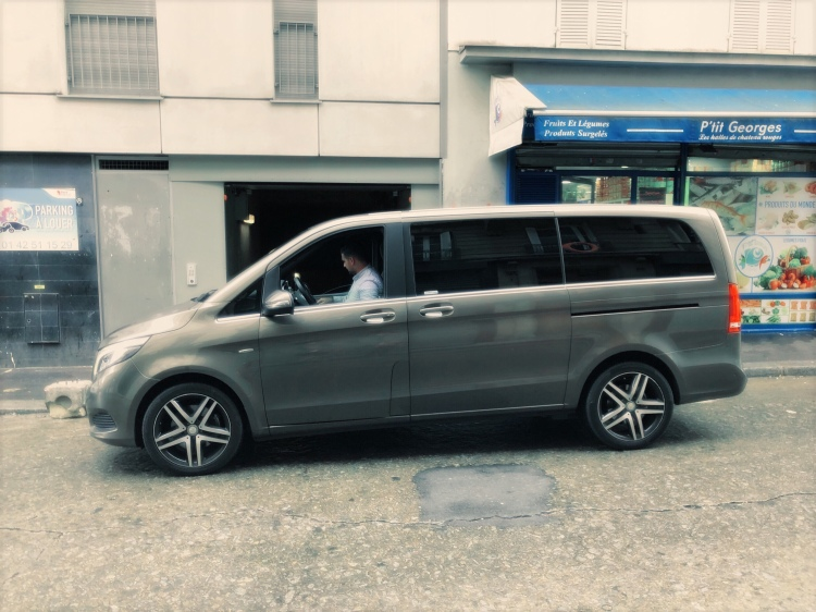 VIP Uber Van