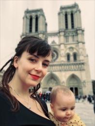 voor de Notre Dame