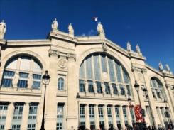 Gare du Nord - aankomstpunt
