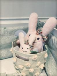 Schattige knuffeltjes in babywinkel La Maison de Nataly