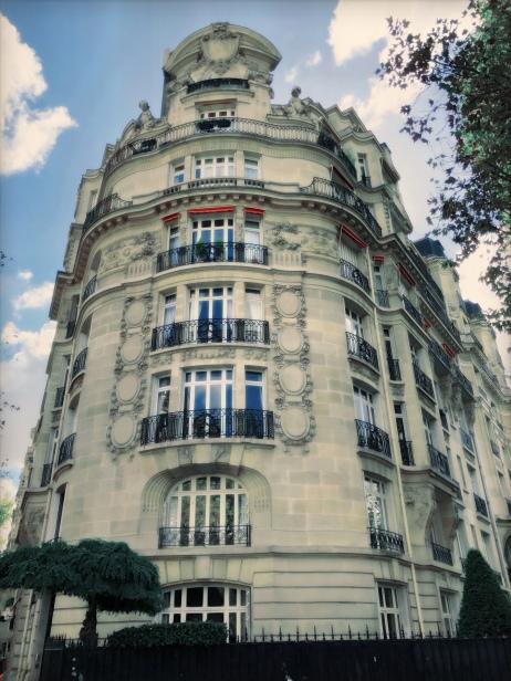 Prachtig gebouw