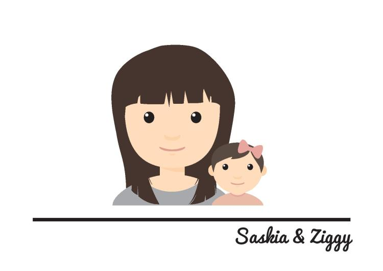 Saskia & Ziggy